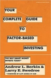 factor-based investing book cover
